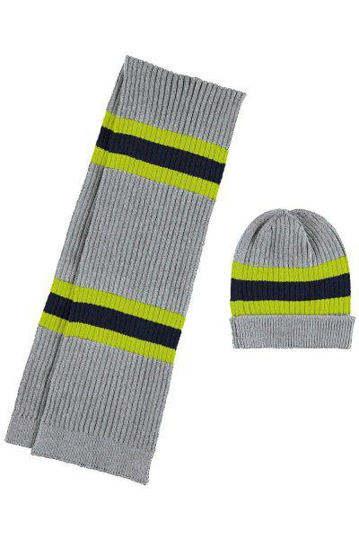 Шапка+шарф