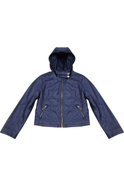 Купить Куртка, Byblos, Синий, Искусственная кожа-100%, Женский