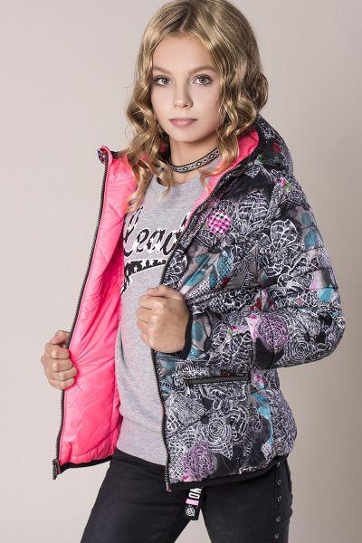 Купить Куртка, Vingino, Розовый, Полиэстер-100%, Женский