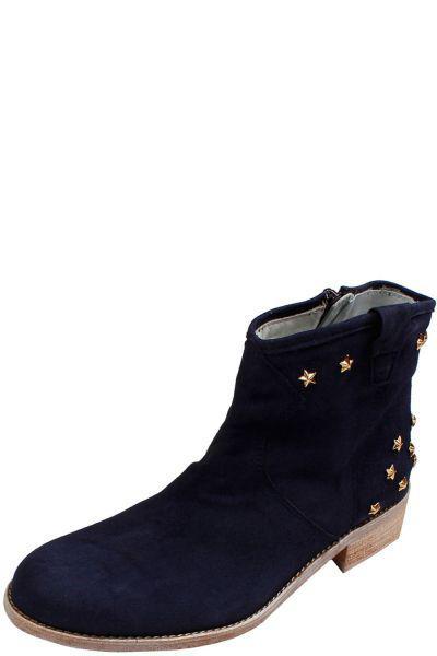Ботинки для девочки 5515/180/SE/62 синий Eli, Испания