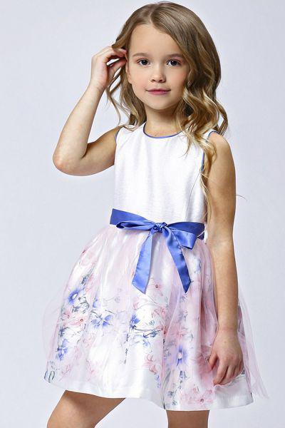 Платье, To Be Too, Разноцветный, Вискоза-80%, Нейлон-20%, Женский  - купить со скидкой
