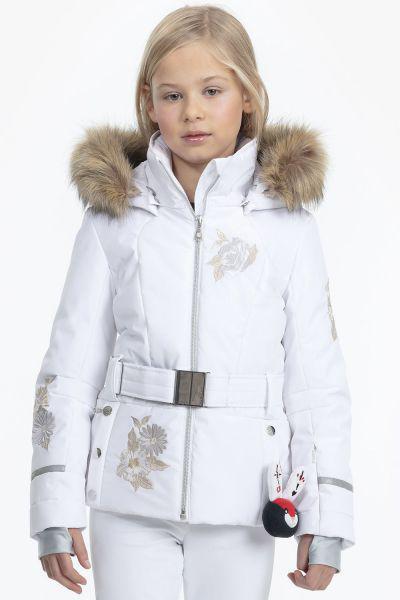 Купить Куртка, Poivre Blanc, Белый, Полиэстер-100%, Женский