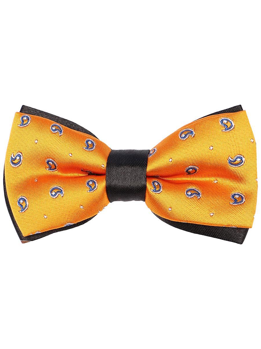 галстуки и бабочки амарант для мальчика, оранжевые