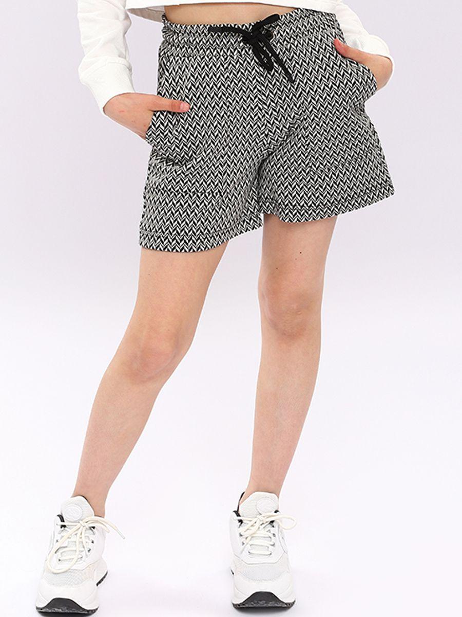 шорты y-clu' для девочки, разноцветные