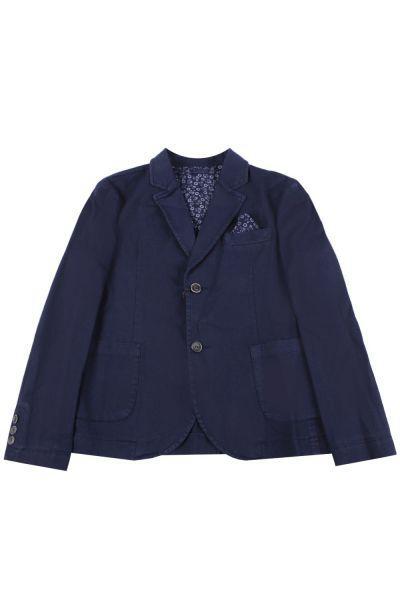 Пиджак для мальчика BYB698 синий Y-clu`, Китай (КНР)