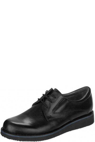 Туфли для мальчика 23413-1 чёрный Kapika, Российская Федерация