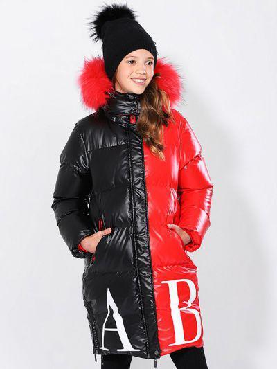 Купить Пальто, Noble People, Разноцветный, Полиэстер-100%, Женский