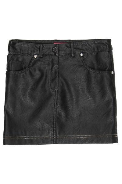 юбка gaudi для девочки, черная