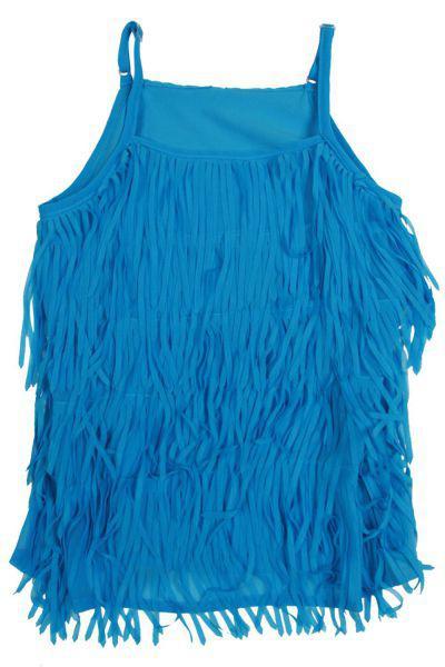 Платье для девочки TF13128 голубой To Be Too, Китай (КНР)