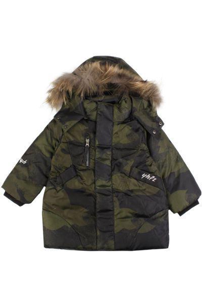 Купить Куртка, MNC, Зеленый, Полиэстер-100%, Мужской