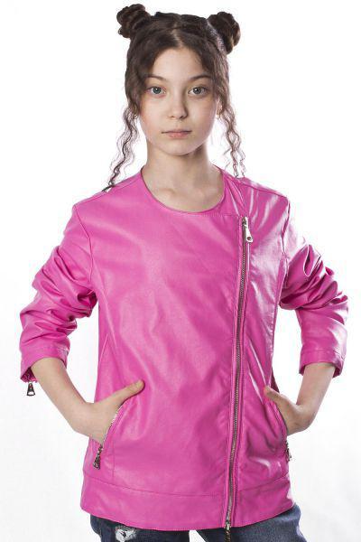 Купить Куртка, To Be Too, Розовый, Полиуретан-100%, Женский