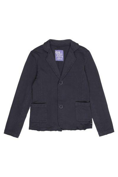пиджак gaudi для мальчика, черный
