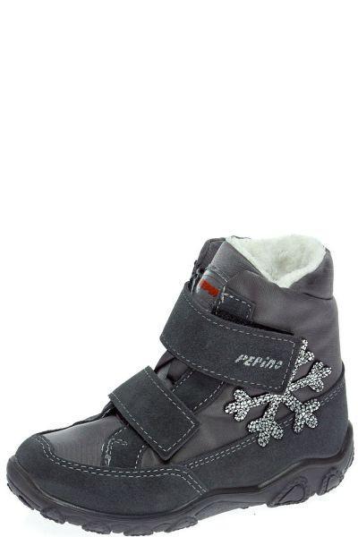 Купить Ботинки, Pepino, Серый, Кожа-100%, Мужской