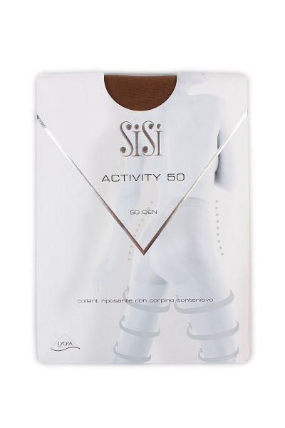 Колготки Sisi Activity 50d для девочки 50 бежевый, Сербия