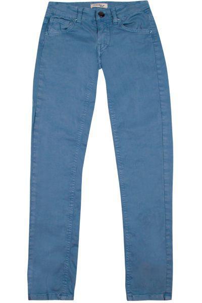 Брюки Gaudi для девочки 54KD20915 голубой