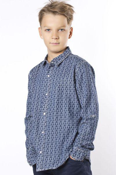 Рубашка для мальчика BY1226 разноцветный Y-clu`, Китай (КНР)