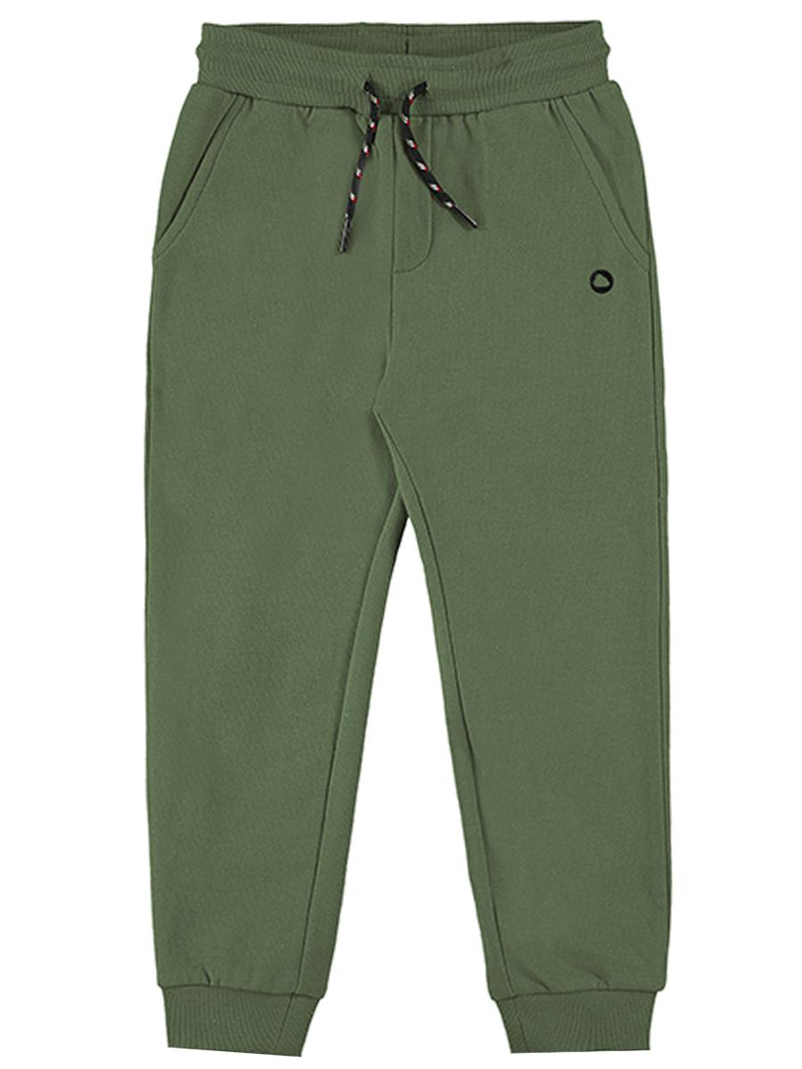 брюки mayoral для девочки, зеленые