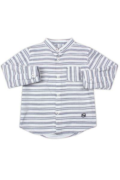 Купить Рубашка, Byblos, Разноцветный, Хлопок-100%, Мужской