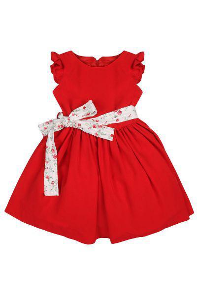 Купить Платье, Y-clu', Красный, Полиэстер-100%, Женский