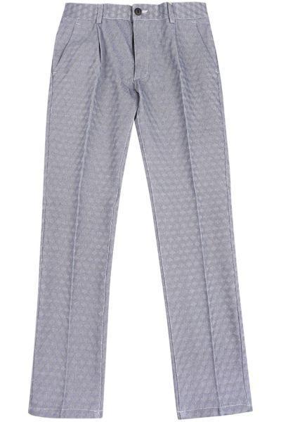 брюки manuel ritz для девочки, синие