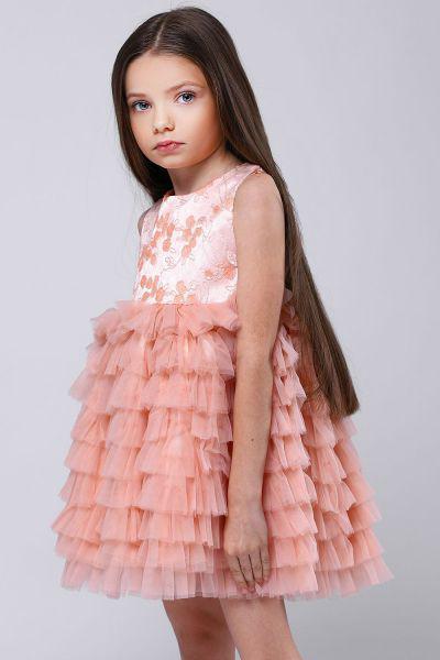 Платье Amigo7seven розового цвета