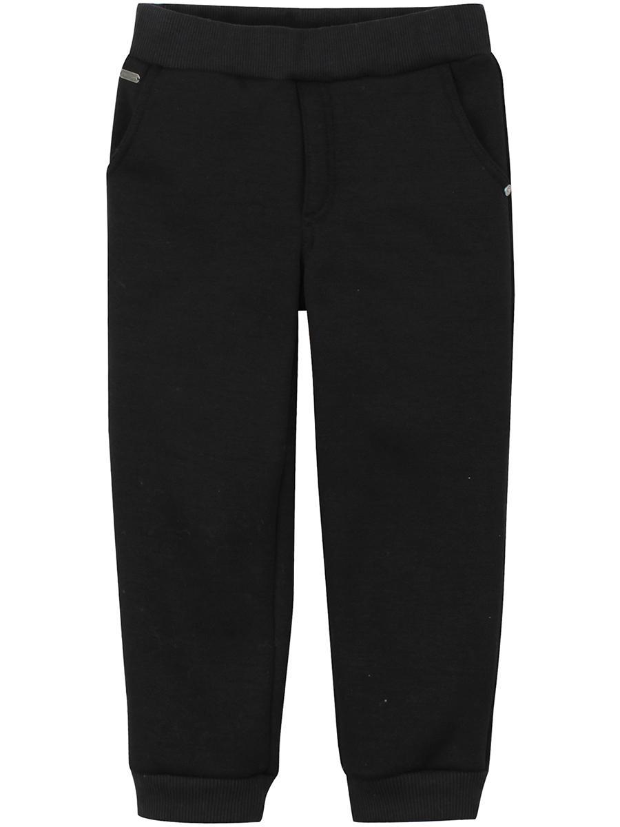 брюки silver spoon для девочки, черные
