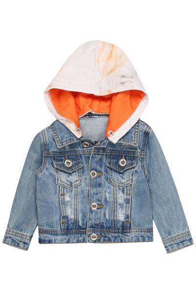 Купить Куртка, Y-clu', Голубой, Полиэстер-100%, Мужской