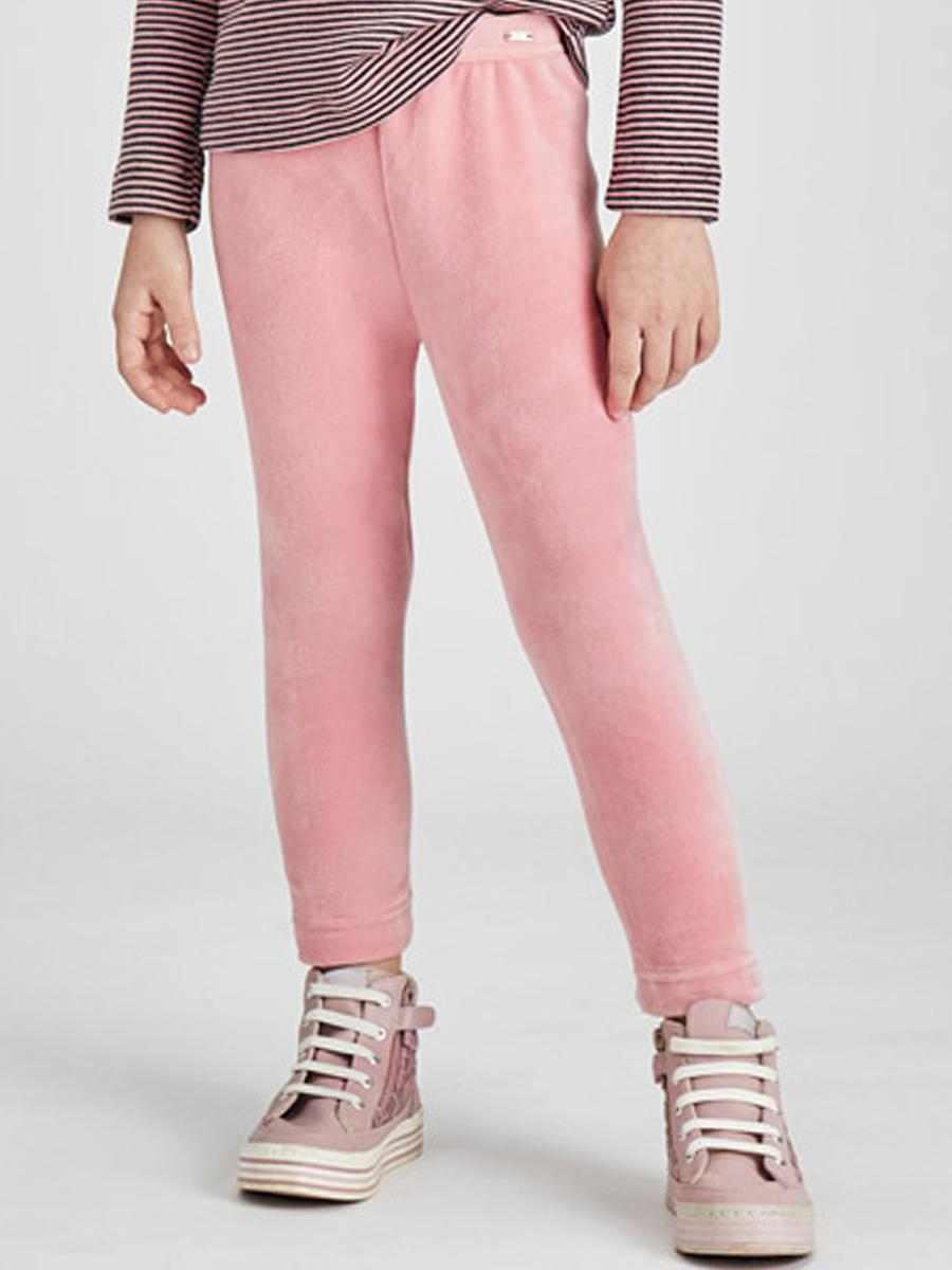 леггинсы mayoral для девочки, розовые