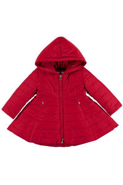 Купить Куртка, Mayoral, Красный, Полиэстер-60%, Полиамид-40%, Женский