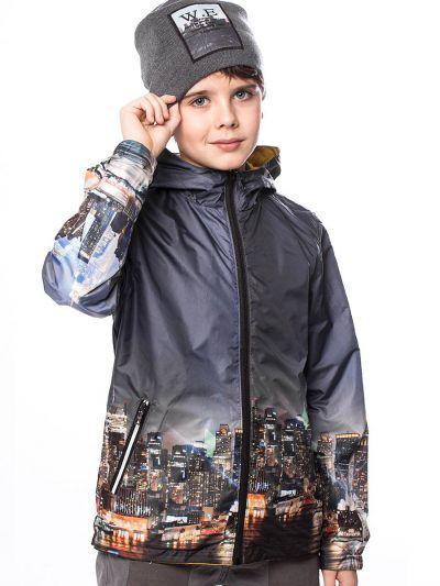 Купить Куртка, Noble People, Разноцветный, Полиэстер-100%, Мужской