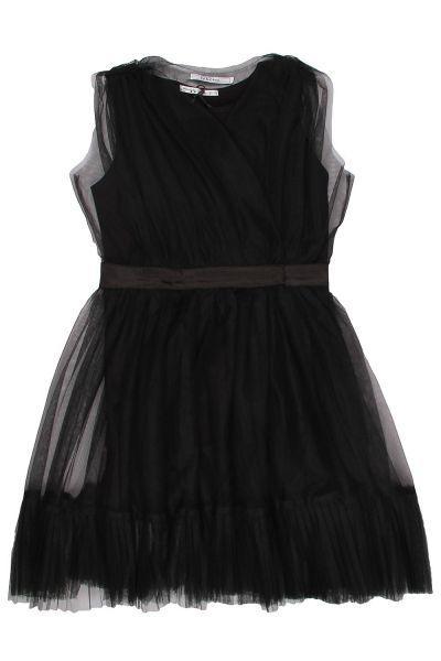 Купить Платье, To Be Too, Черный, Полиэстер-65%, Нейлон-35%, Женский