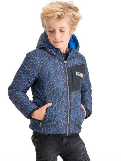 Купить Куртка, Vingino, Синий, Полиэстер-100%, Мужской