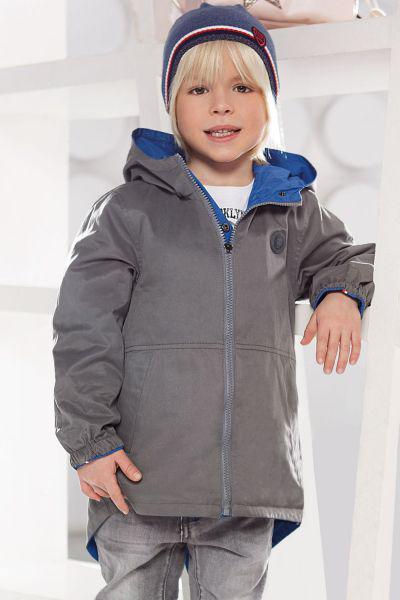 Купить Куртка, Noble People, Серый, Полиэстер-100%, Мужской