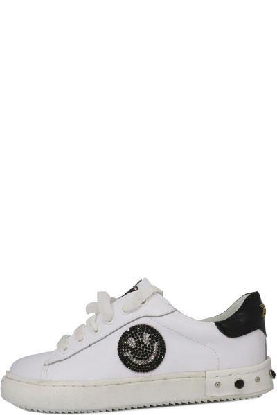 Купить Ботинки, Holala, Белый, Кожа-100%, Женский