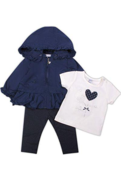 Купить Куртка+футболка+легинсы, Band, Разноцветный, Нейлон-100%, Женский