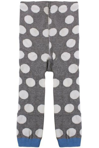 Штанишки под памперс для девочки A106 розовый Dearchild серый