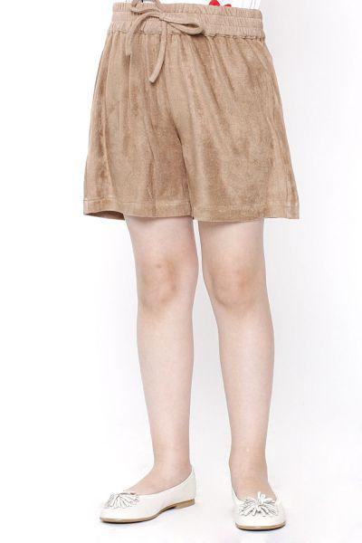 Шорты для девочки YB8389 коричневый Y-clu`, Китай (КНР)