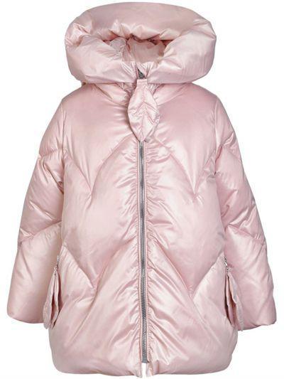 Купить Куртка, Pulka, Розовый, Нейлон-100%, Женский