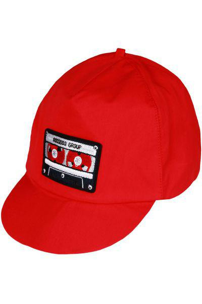 Купить Бейсболка, Noble People, Красный, Хлопок-100%, Мужской