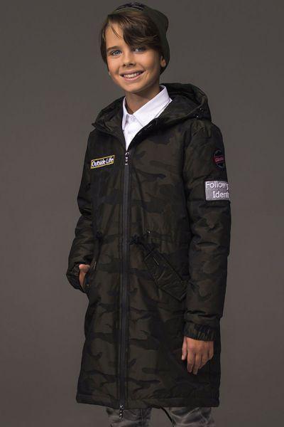Купить Куртка, Noble People, Коричневый, Полиэстер-100%, Мужской