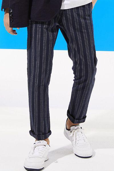 брюки street gang для девочки, синие