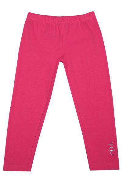 леггинсы y-clu' для девочки, розовые