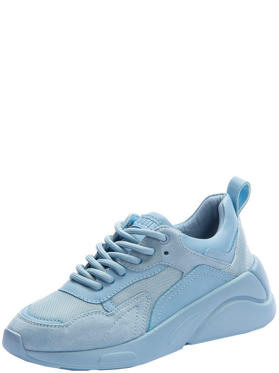 кроссовки keddo для девочки, голубые