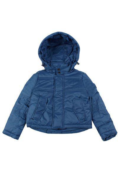 Купить Куртка, Les Trois Vallees, Голубой, Полиэстер-64%, Нейлон-36%, Мужской