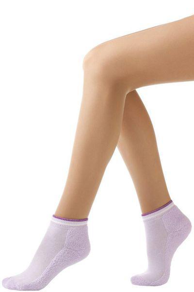 носки charmante для девочки, фиолетовые