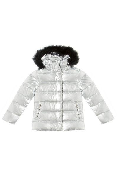 Купить Куртка, Y-clu', Серый, Полиамид-100%, Женский