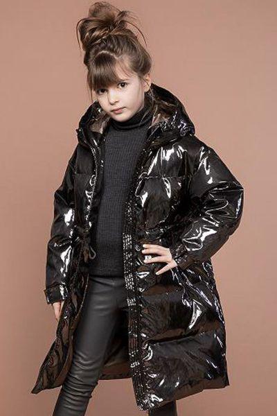 Купить Пальто, Naumi, Серый, Пух-90%, Перо-10%, Женский