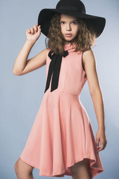 Купить Платье, Y-clu', Розовый, Полиэстер-100%, Женский