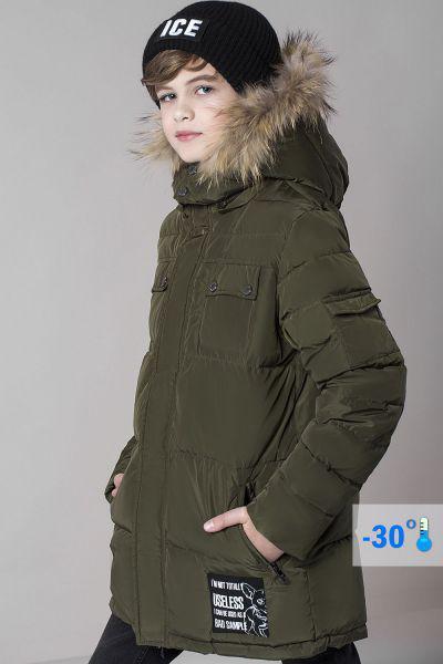 Купить Куртка, Noble People, Зеленый, Полиэстер-100%, Мужской