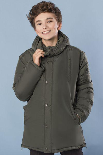 Купить Куртка, Y-clu', Зеленый, Полиэстер-100%, Мужской